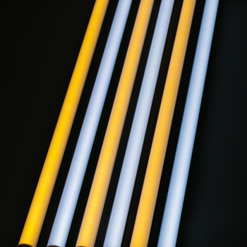 Rent (2) 4ft Quasar Q-LED 3000/5600K Switchable tubes