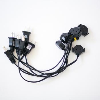 Rent (6) 4ft Quasar Q-LED 3000/5600K Switchable tubes