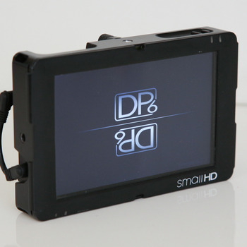 Rent SmallHD DP6 Monitor, Hood, & Batteries (HDMI)