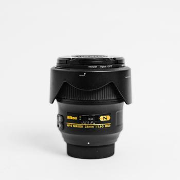 Rent Nikon AF-S NIKKOR 24mm f/1.4G ED
