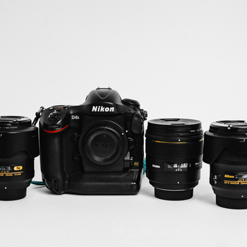 Rent Nikon D4s - Pro Kit