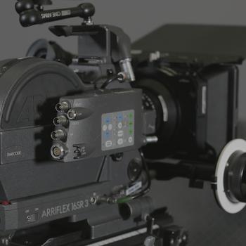Rent ARRI SR-III Advance camera package with 16mm Super speeds
