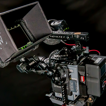 """Rent Red Scarlet-W 5K Handheld Kit w/ 7"""" Touch Monitor (Light and Tight)"""