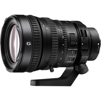 Rent Sony FE-PZ 28-135 Zoom Lens (Lens only)