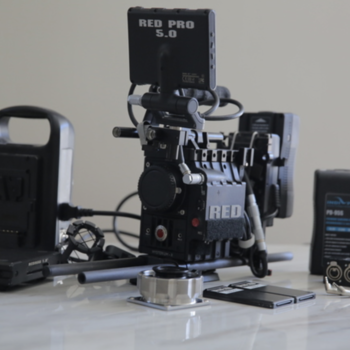 Rent RED Epic M-X 5K Package