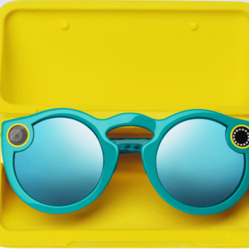 Rent Snapchat Spectacles POV Camera