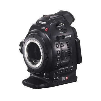 Rent Canon C100 Mark II + 5 Batteries