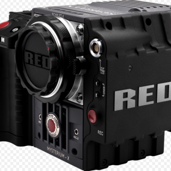 Rent Red Scarlet and accessories kit