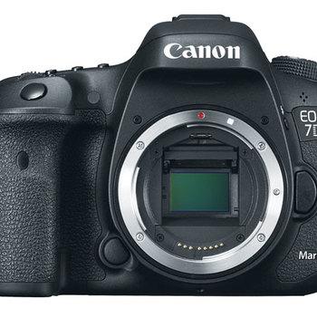 Rent Canon 7D mk II w/ EF-S 24mm Pancake Lens