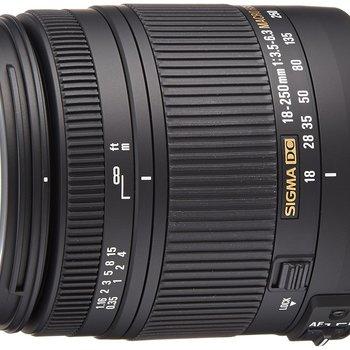 Rent Canon 7D mk II w/ Sigma 18-250mm