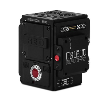 Rent RED Epic-W 8K Helium Camera With Lenses