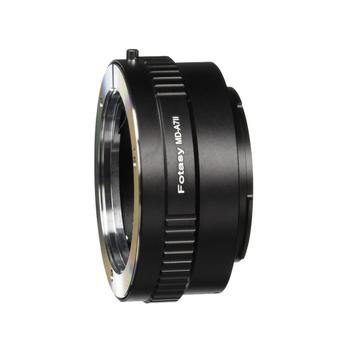 Rent Minolta MD MC Lens to Sony a7S II, a7R II, a7II Adapter