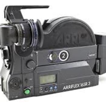 Rent Arri 16SR3 Advanced Super 16mm Film Camera kit