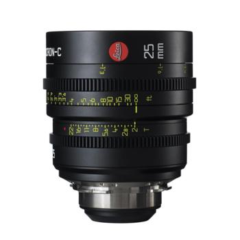 Rent Leica Summicron-C 25MM T2 PL LENS