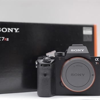 Rent Sony a7Rii Kit