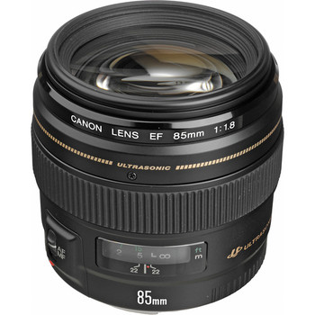 Rent Canon EF 85mm f/1.8 Prime Lens