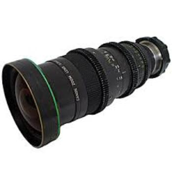 Rent Canon 8-64mm T2.4 PL Zoom Lens (S16)
