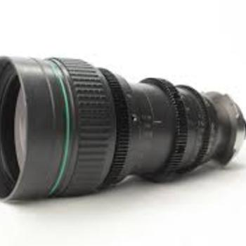 Rent Canon 11-165mm T2.5 PL Mount  S16mm Format