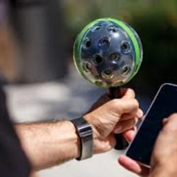 Rent Panono 360-degree Photography Camera