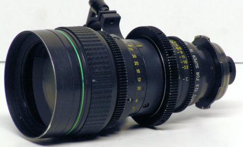 Canon 11.5 138mm