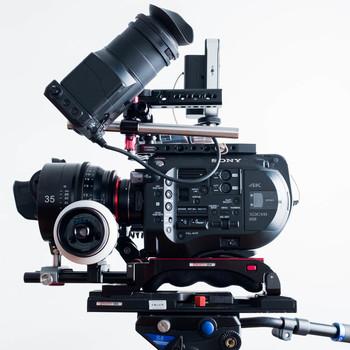 Rent Sony FS7 cinema kit