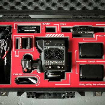 Rent RED SCARLET W 5K EF PACKAGE #1