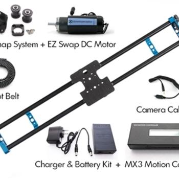 Rent dynamic perception five foot carbon fiber slider for motion control