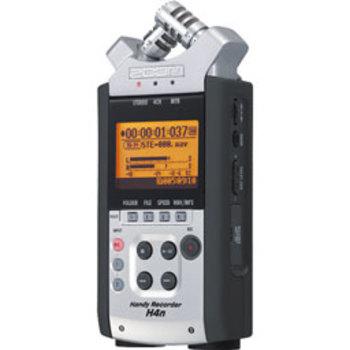 Rent Zoom H4n Recorder (Package Deal)