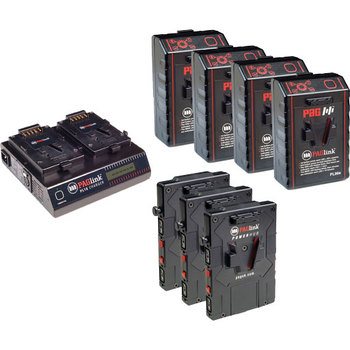 Rent PAGlink V-Mount Battery Package
