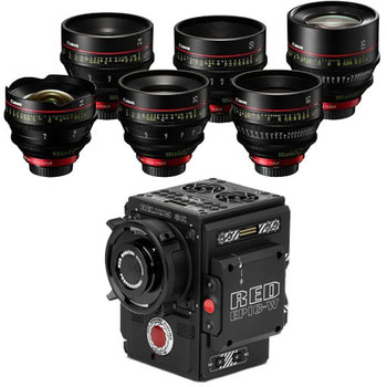 Rent RED Epic-W 8K Helium Camera Package