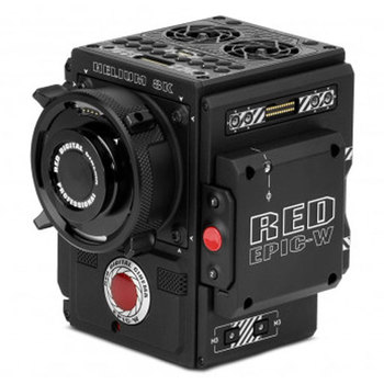 Rent RED Epic-W 8K Helium Camera