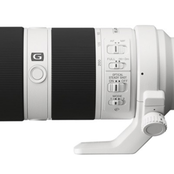 Rent Sony - 70-200mm f/4 G E-Mount Telephoto Zoom Lens - White