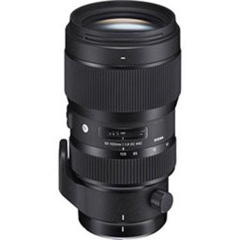 Rent Sigma 50-100mm f/1.8 Super 35mm Art Lens