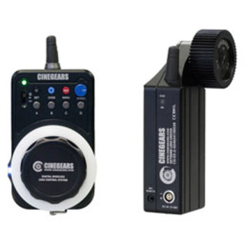 Rent CineGears Wireless Follow Focus System