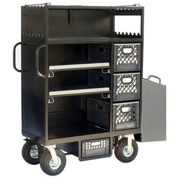 Rent Mini Super Duz-All Cart