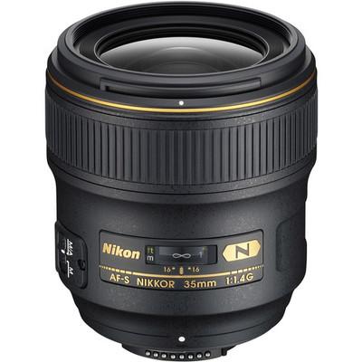 Nikon 2198 af s nikkor 35mm f 1 4g 1459262967000 735000