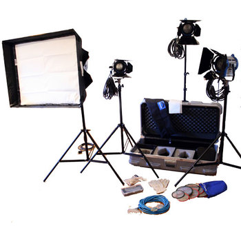 Rent Arri 4 Light Kit