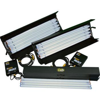 Rent Kino Flo 2 Light Gaffer Kit (4')