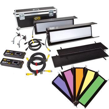 Rent Kino Flo Select 30 LED Full Color 2 Light Kit
