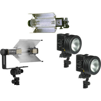 Rent Lowel 4 Light Kit