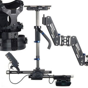 Rent Steadicam Zephyr- up to 23 lb payload.