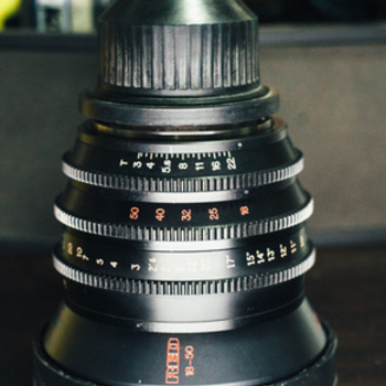 Rent  RED Zoom 18-50mm /i T2.8 PL Lens Rehoused Sigma S35 Coverage