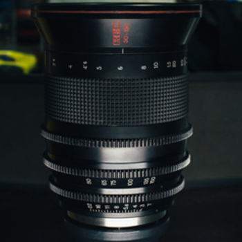 Rent RED Zoom 50-150mm T3 - Best Deal in NYC