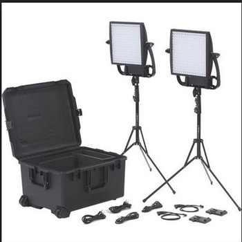 Rent 2 x Astra Lightpanels Kit with Batteries