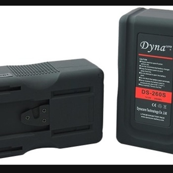 Rent Dynacore DS-260S 260wh V mount/AB batteries x 4 w charger