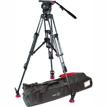 Rent Sachtler Video 18 ENG Tripod Carbon Fiber mid-level speader
