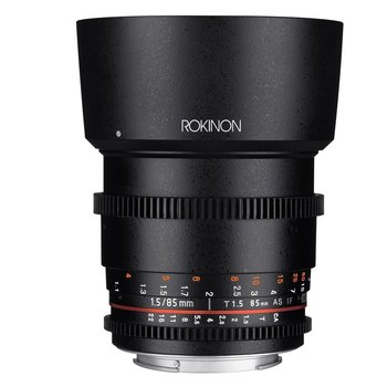 Rent Rokinon T1.5 Cine Lens (Manual Focus Lens)
