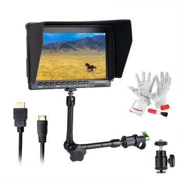 Rent  7 inch Ultra HD  1280 x 800 IPS Screen Camera Field Monitor