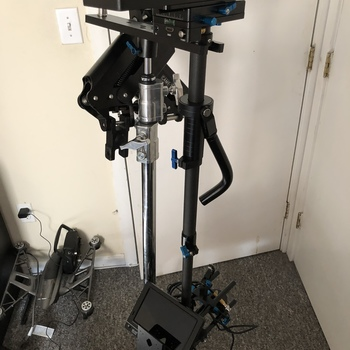 Rent Came-TV Steadicam with 33Lb Max Load