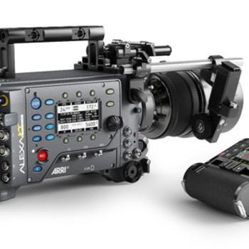 Rent Arri Alexa XT 4:3 high speed camera + TV logic monitor
